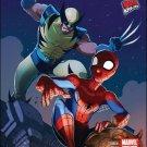 MARVEL ADVENTURES SPIDER-MAN #3 NM (2010)WOLVERINE
