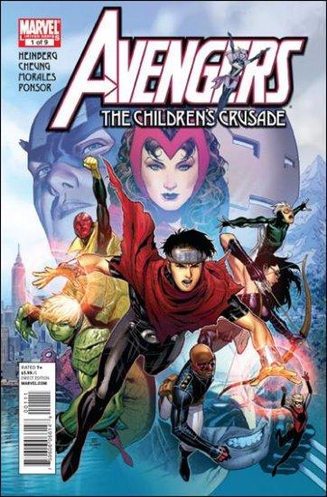 AVENGERS CHILDRENS CRUSADE #1 NM (2010)