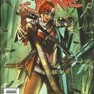 PAINKILLER JANE VOL 2 #1 B-COVER  VF/NM   DYNAMITE