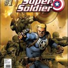 STEVE RODGERS SUPER SOLDIER #1 (2010)