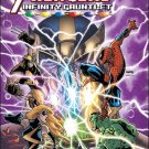 AVENGERS & THE INFINITY GAUNTLET #1 NM (2010)
