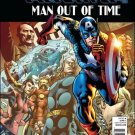 CAPTAIN AMERICA MAN OUT OF TIME #1 NM (2010)