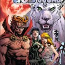 CHAOS WAR GOD SQUAD #1 NM (2010)