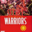SECRET WARRIORS #1-5 VF(2009)  DARK REIGN COMPLETE SET