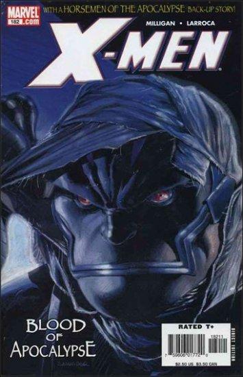 X-MEN #182 VF/NM