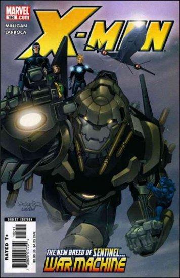 X-MEN #186 VF/NM