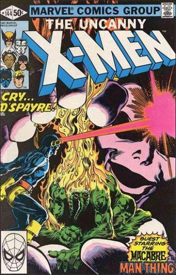 UNCANNY X-MEN #144 VF/NM