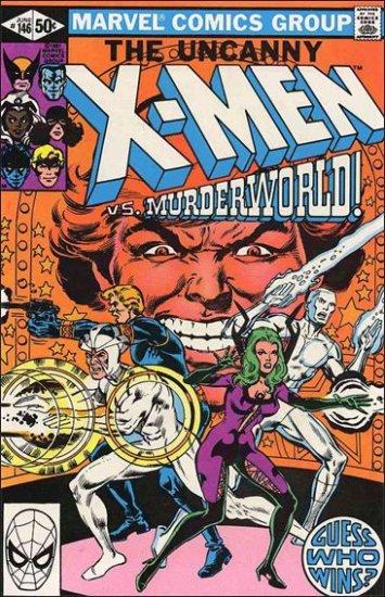 UNCANNY X-MEN #146 VF/NM