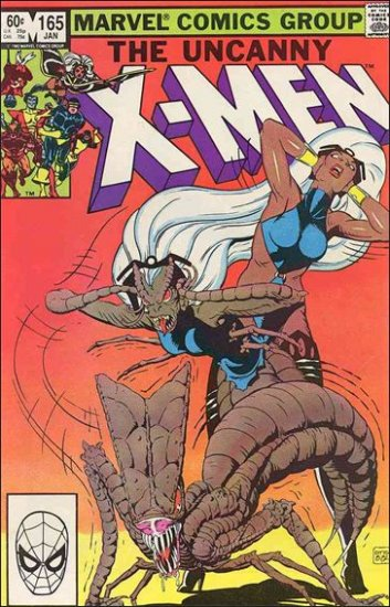 UNCANNY X-MEN #165 VF/NM