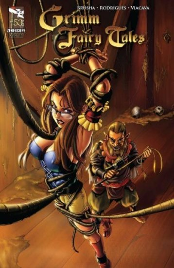 "GRIMM FAIRY TALES #53 NM  ""COVER B"" *ZENOSCOPE*"