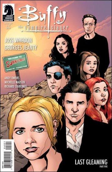 BUFFY THE VAMPIRE SLAYER SEASON EIGHT #40 (2011) COVER B