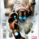 THE INVINCIBLE IRON MAN #500 NM (2011)A COVER
