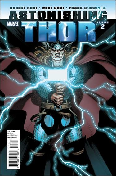 ASTONISHING THOR #2 NM (2011)