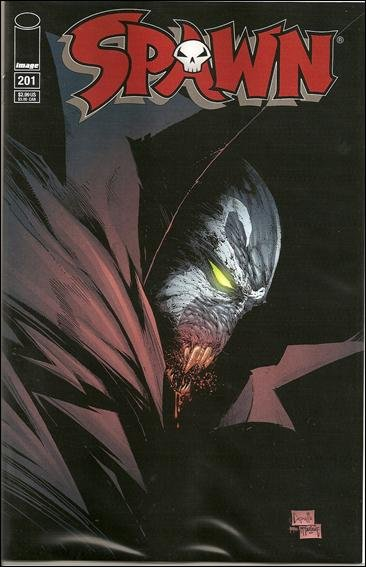 SPAWN #201 VF/NM (2011)