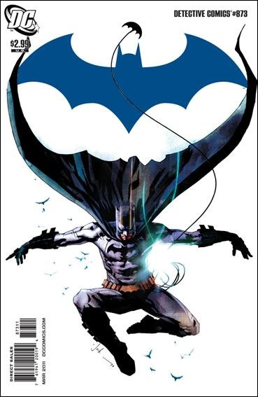 DETECTIVE COMICS #873 NM (2011) BATMAN
