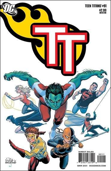 TEEN TITANS #91 NM (2011)