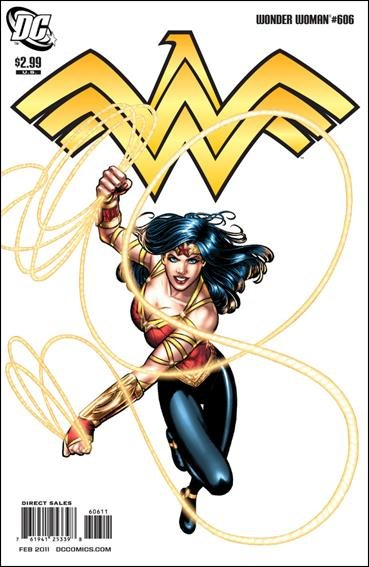 WONDER WOMAN #606 NM  (2011)