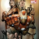 THE INVINCIBLE IRON MAN #500.1 NM (2011)