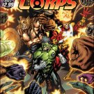GREEN LANTERN CORPS #57 NM *BRIGHTEST DAY*