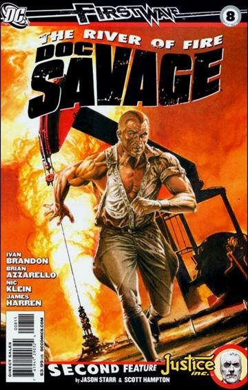 DOC SAVAGE #8 NM (2011)