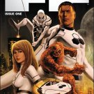 FF #1 NM (2011) ADD SPIDER-MAN TO THE MIX