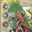 TRANSFORMERS SPOTLIGHT #15 WHEELIE RETRO COVER VF/NM