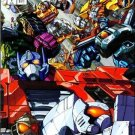 TRANSFORMERS ARMADA #1 VF/NM