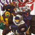 TRANSFORMERS ARMADA #5 VF/NM