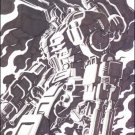 TRANSFORMERS STORMBRINGER #4 VF/NM OPTIMUS PRIME COVER