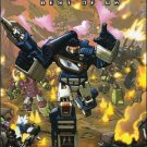 """TRANSFORMERS BEST OF THE UK - SPACE PIRATES #2  """"A"""" COVER  VF/NM"""