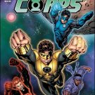 GREEN LANTERN CORPS #59 NM WAR OF THE GREEN LANTERNS PART FIVE