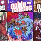 NOBLE CAUSES #21, 22, 23, 24, 25 [2004]  VF/NM *Trade Set*