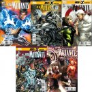 NEW MUTANTS #21, 22, 23, 24, 25 (2011) VF/NM *Trade Set*
