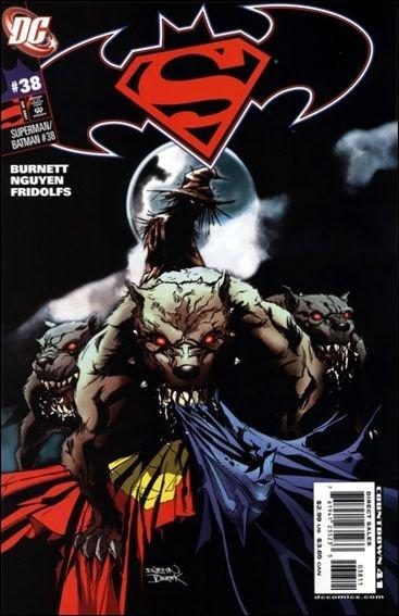SUPERMAN BATMAN #38 NM (2007)