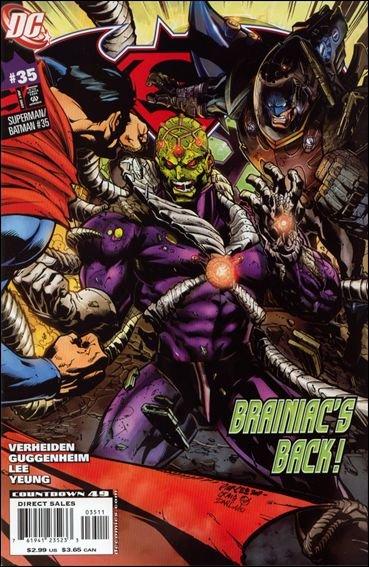 SUPERMAN BATMAN #35 NM (2007)