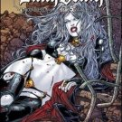 LADY DEATH #5 NM(2011)  WRAP AROUND COVER