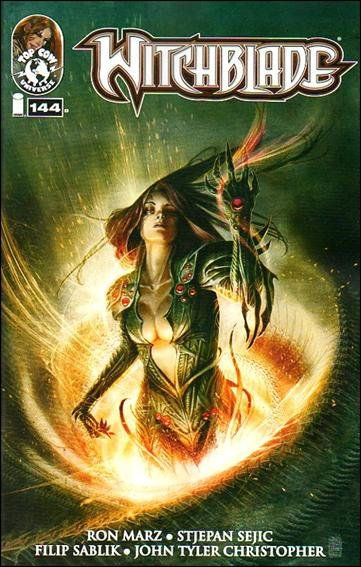 WITCHBLADE #143  NM (2011)