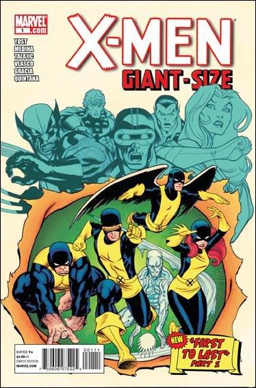 X-MEN GIANT-SIZE #1 NM (2011)