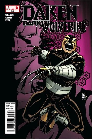 DAKEN: DARK WOLVERINE #9.1 NM (2011)