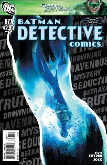 DETECTIVE COMICS #877 NM (2011) BATMAN