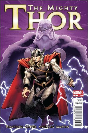 MIGHTY THOR #2 NM (2011)