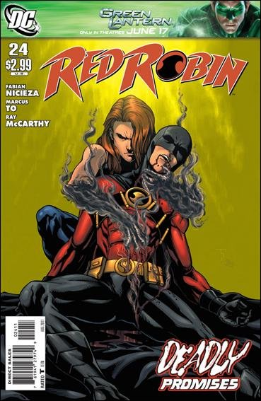 RED ROBIN #24 NM (2011)