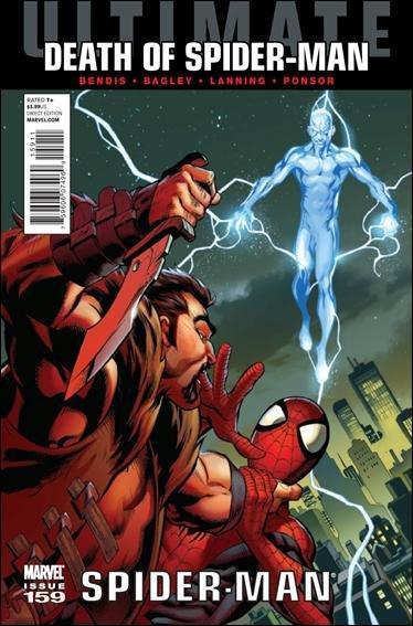 ULTIMATE SPIDER-MAN #159 NM (2011)DEATH OF SPIDER-MAN