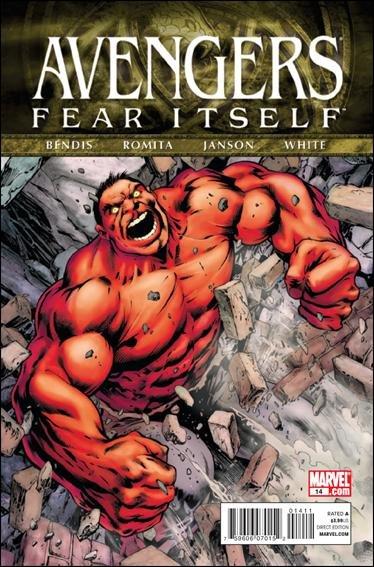 AVENGERS #14 NM (2011) VOL 2 *FEAR ITSELF*