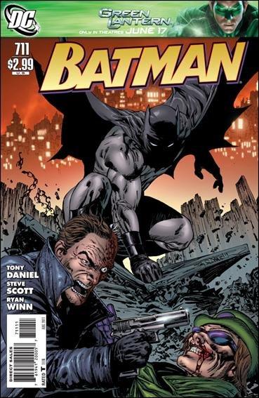BATMAN  #711 NM (2011)