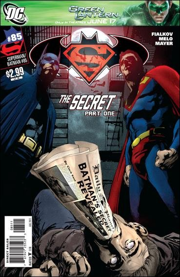 SUPERMAN BATMAN #85 NM (2011)