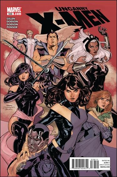 UNCANNY X-MEN #538 NM (2011)