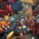 MARVEL UNIVERSE VS WOLVERINE #1 (OF 4) NM (2011)
