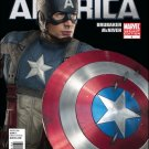 CAPTAIN AMERICA #1 MOVIE CVR NM (2011) NEW SERIES