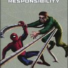 SPIDER-MAN WITH GREAT POWER COMES GREAT RESPONSIBILITY #4 NM (2011)